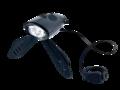 Zwarte mini hornit compleet met afstandsbediening