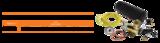 Hadley H02014A Airhorn kit