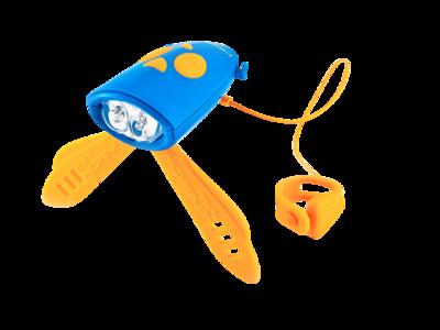 Mini Hornit Blauwe Oranje