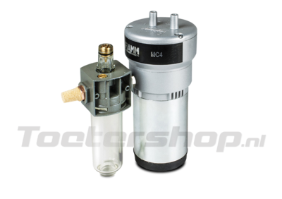 Fiamm MC4 FD 12V Compressor + Lubricator