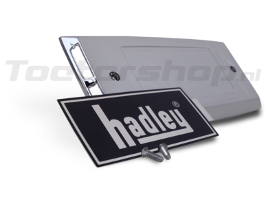 Hadley sneeuwkap H00977HB rectangular shield